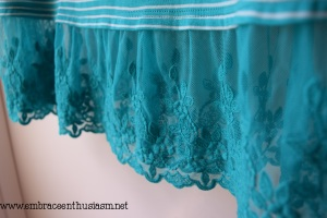 papermoon lace tunic