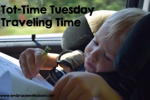 Tot-Time Tuesday Traveling