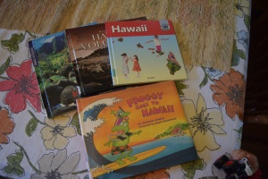 Books on Hawaii