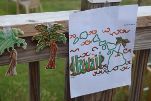 Craft Ideas- Hawaii Party