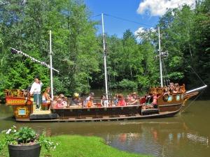 story land pirate ship