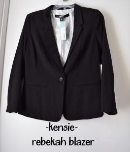 kensie rebekah blazer
