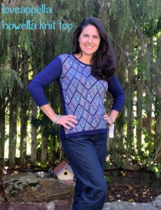 loveappella howella knittop