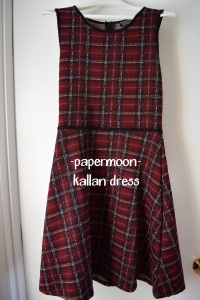 papermoon kallan dress