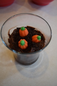 Pumpkin Dirt Cup