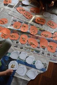 Counting Pumpkin Seeds