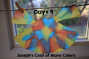 joseph's coat of many colors