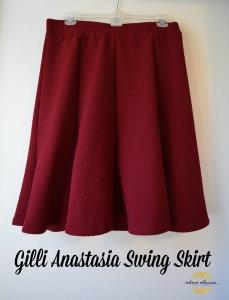 Gillian Anastasia Swing Skirt