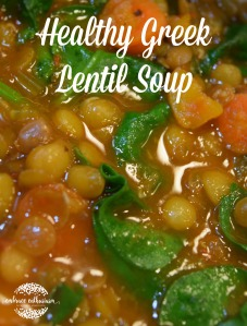 healthygreeklentilsoup