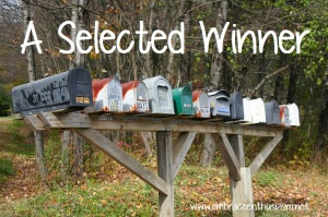 A Selected Winner
