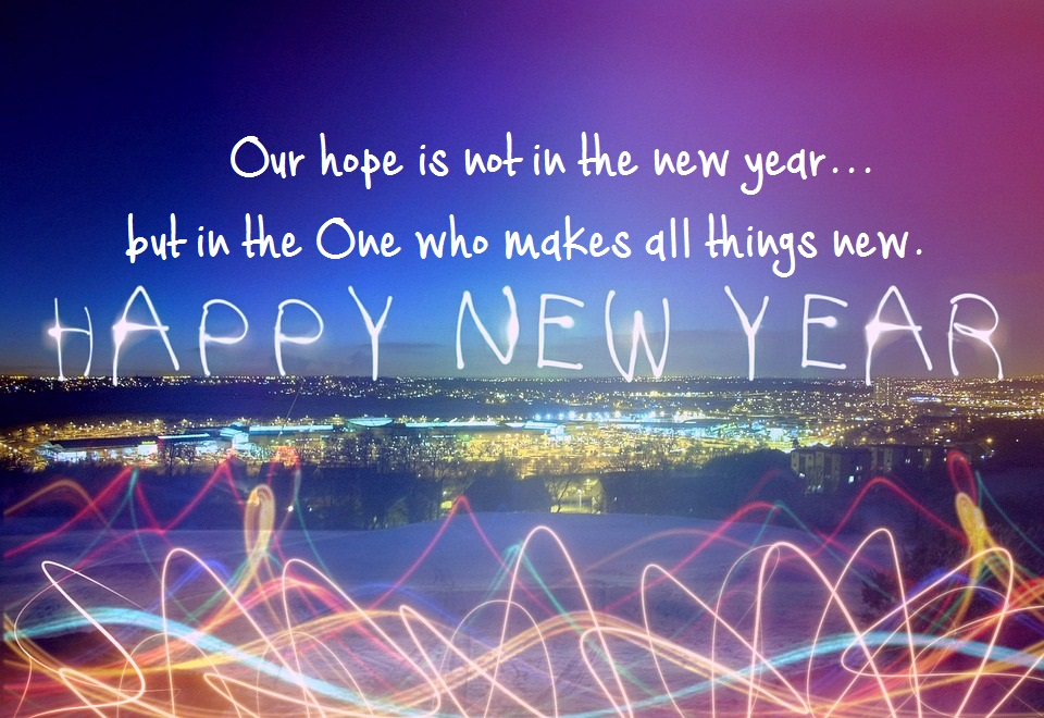 our hope new year