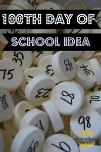 100daysofschoolidea