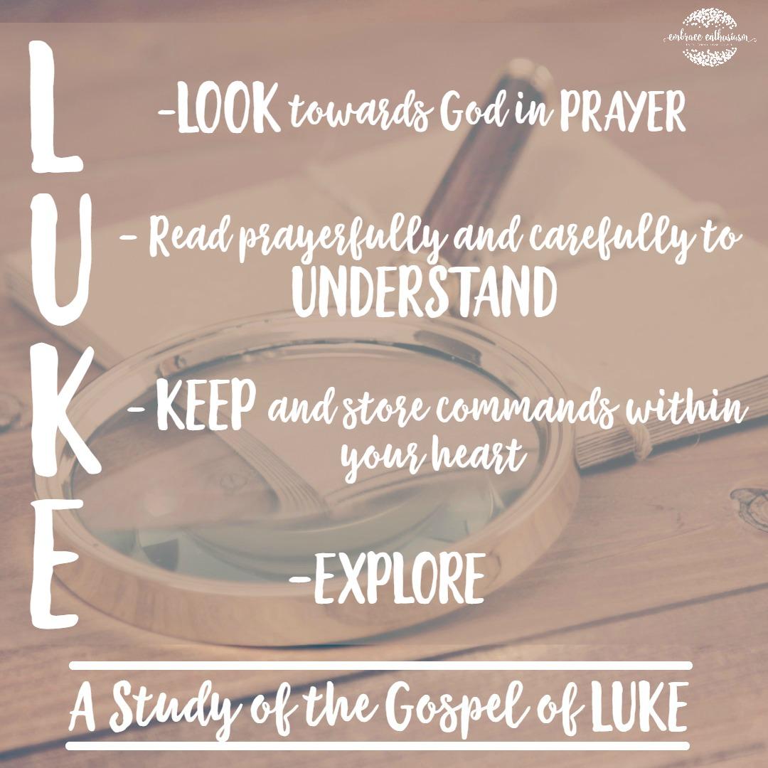 luke-study-guide