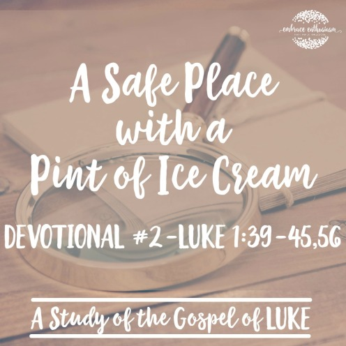 devotional2gospelofluke