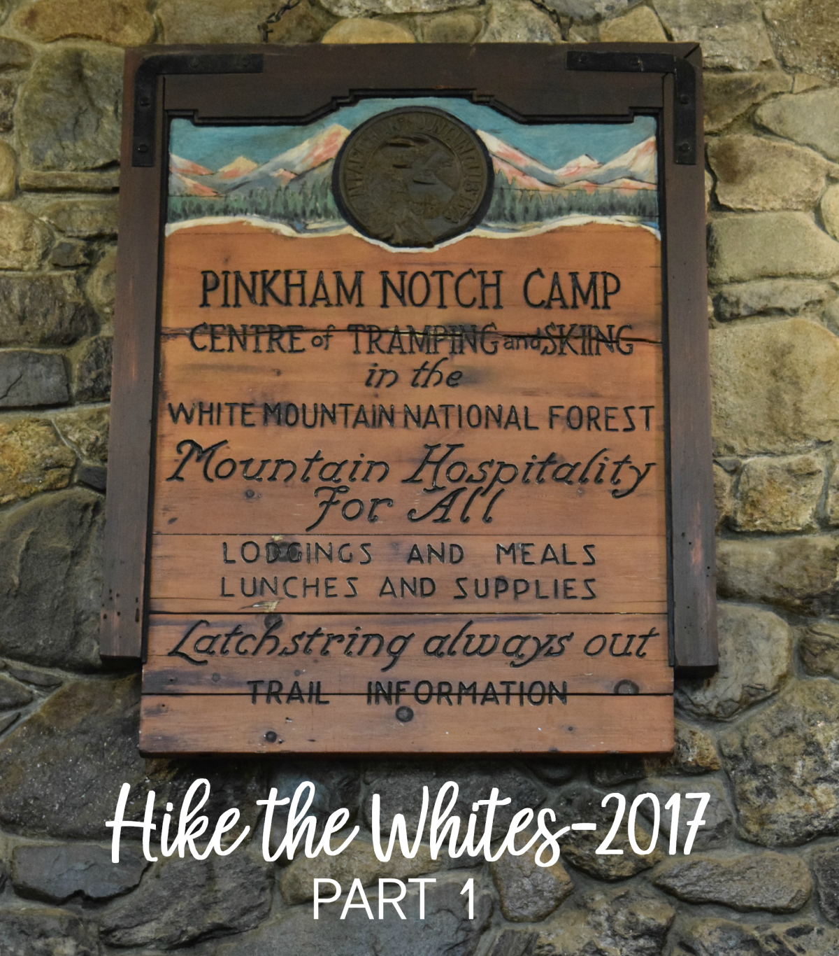 Hike the Whites- PICK UP YOUR FEET (Chapter 1)