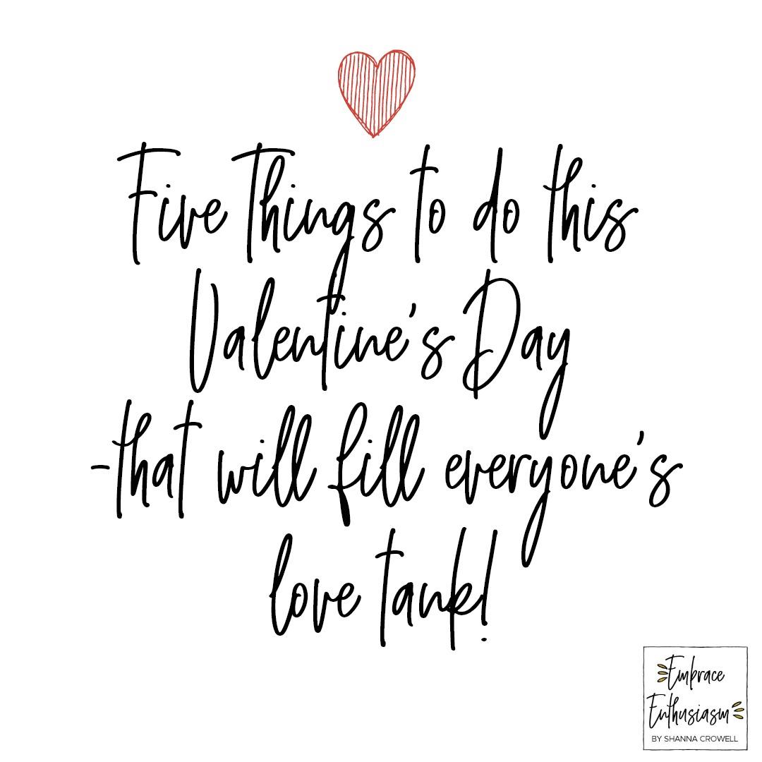 fivethingstodothisvalentinesday